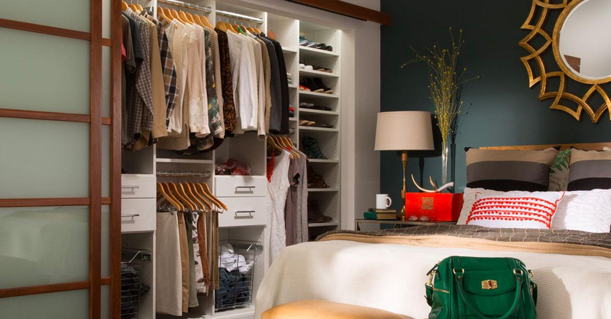 Custom Closet Design with Natalie Cox - Interior Decorator, Ottawa, Ontario