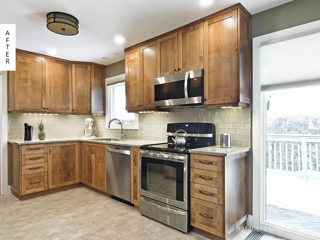Kitchen for Entertaining - Natalie Cox Design - Interior Decorator - Ottawa, ON