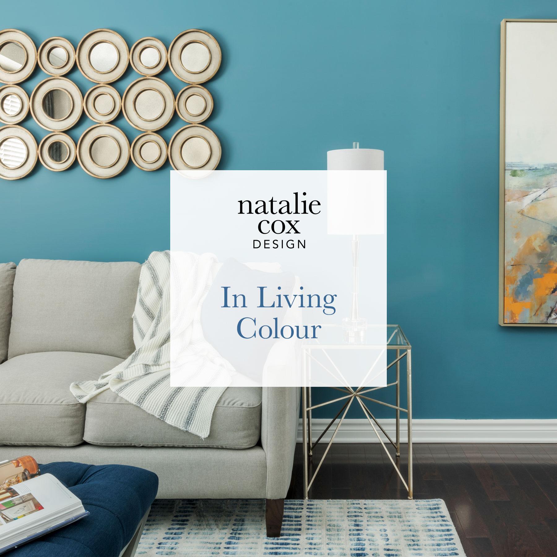 Sofa Natalie Cox Award Winning Ottawa Interior Decorator