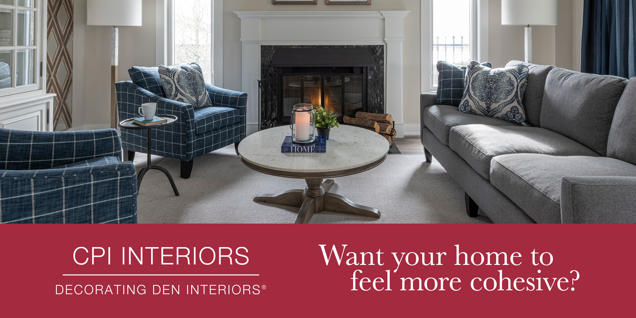 Does your home feel cohesive and flow from one room to the next?